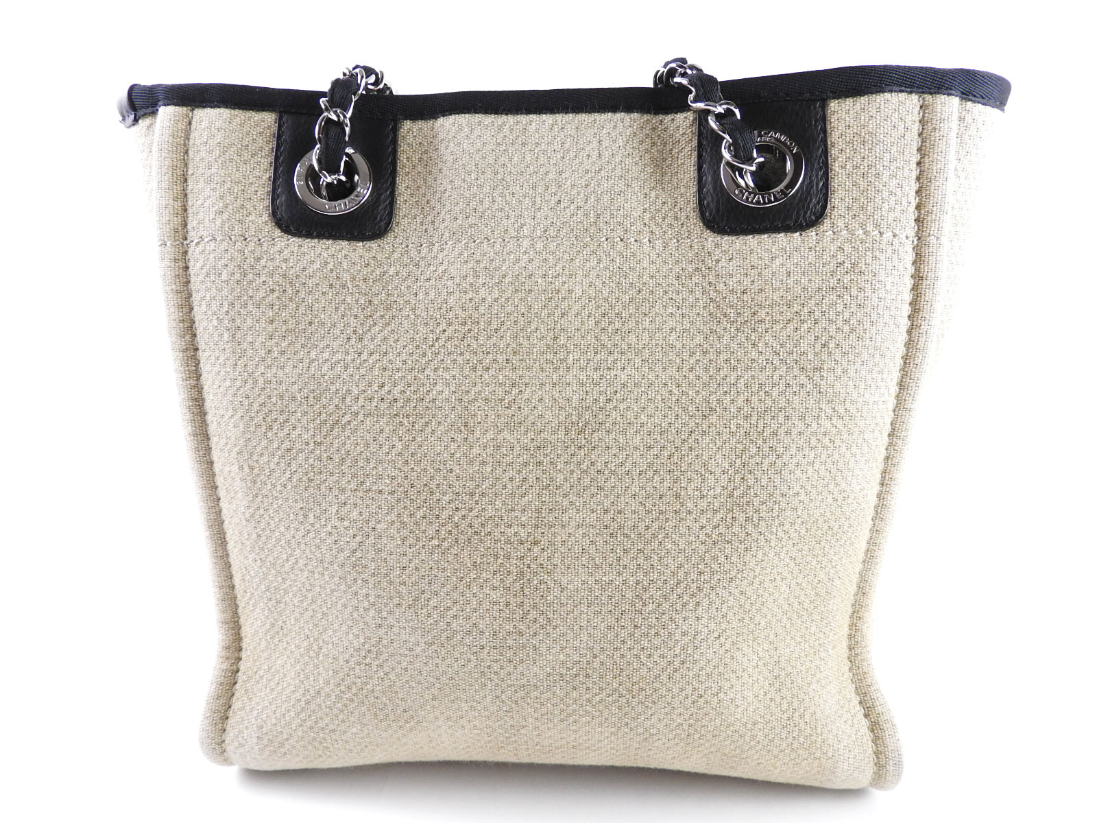 f502416e594b Chanel Deauville Chain Shoulder Tote Bags | Stanford Center for ...
