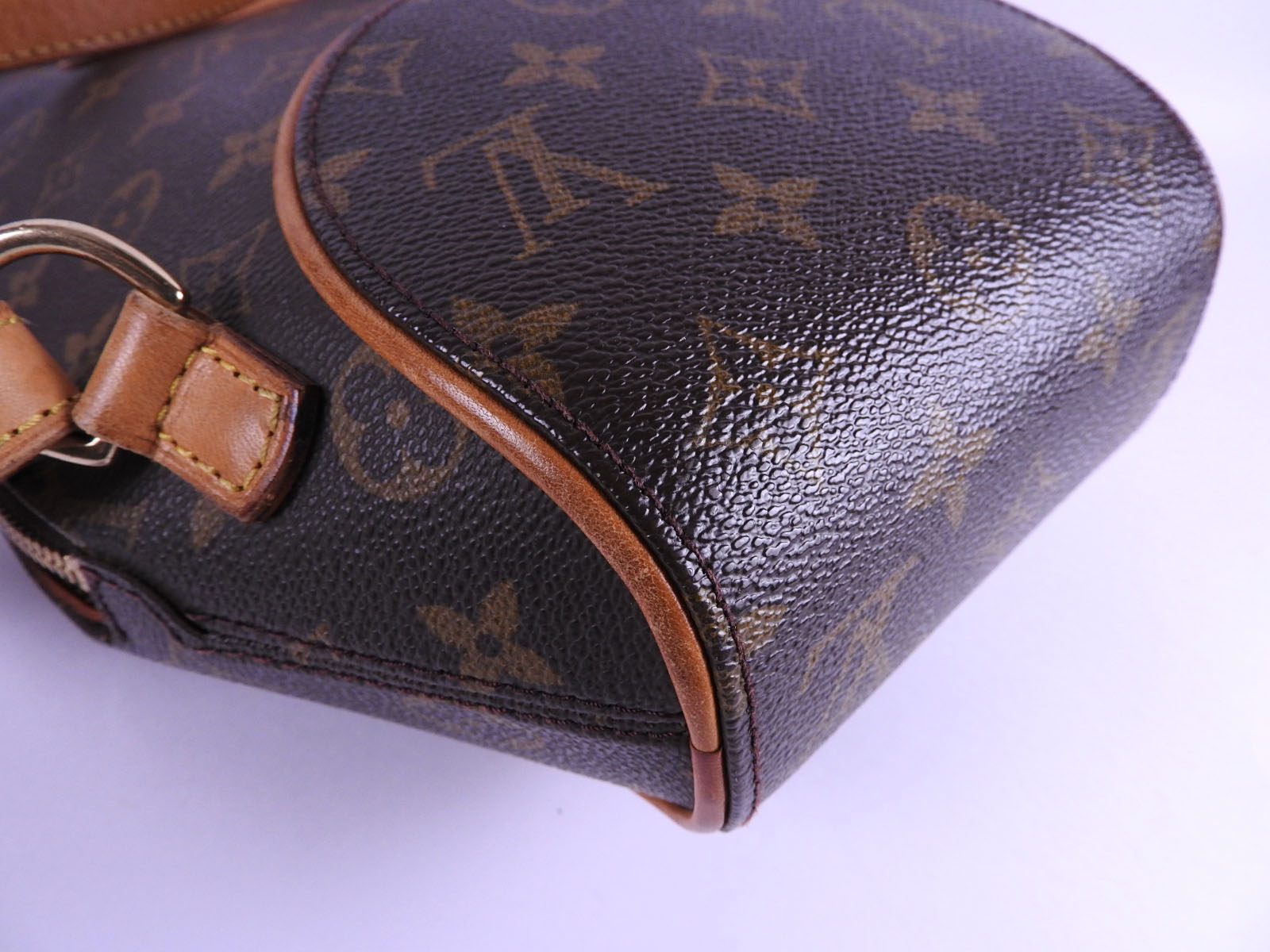 f45e665f2b52 Authentic LOUIS VUITTON Ellipse Sac A Dos Monogram Backpack Bag ...