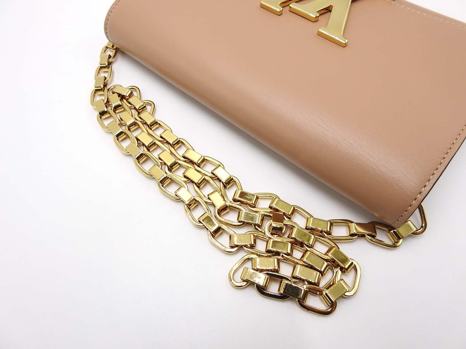 Authentic Louis Vuitton Monogram Pochette Twin GM shoulder